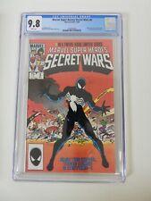 Marvel Super Heroes Secret Wars #8 CGC 9.8 WP Huge auction going on now!