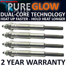 4x Diesel Heater Glow Plugs For Toyota 4 Runner Land Cruiser 90 Picnic 2.2 D 3.0