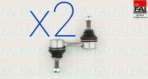 Anti Roll Bar Link fits BMW 540 E39 4.4 Rear Left or Right 96 to 03 9447659RMP
