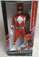 """Power Rangers Mighty Morphin Red Ranger Action Figure Toy Hasbro Toys 9"""" Boxed"""