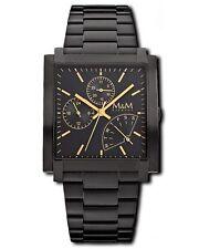 M&M Armbanduhren mit 12-Stunden-Zifferblatt für Herren