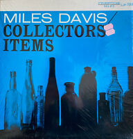 RARE JAZZ LP MILES DAVIS COLLECTORS ITEMS OG US STEREO RVG PRESTIGE PRLP7044
