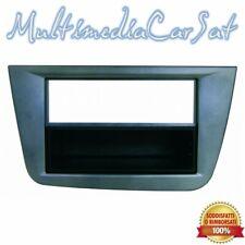 Mascherina autoradio Phonocar 2ISO-ISO Grigio Seat Altea 03316
