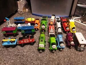 Thomas Wooden train Bundle - fits BRIO #1
