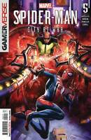 Spider-man City at War #5 Marvel Comic 1st Print 2019 unread NM