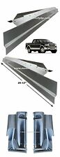 2004-2008 FORD F-150 CREW CAB ROCKER PANELS AND CAB CORNERS - 4 PARTS