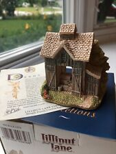 Lilliput Lane Sea Rock City 1993 American Landmarks Signed By Ray Day