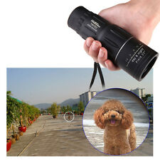 16X52 Dual Focus Monocular Telescope 16x Zoom Binoculars 66M/8000M HD Scope