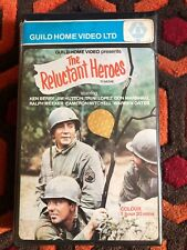 The Reluctant Heroes - VHS - Pre Cert - Big Box - Video Nasty - Horror