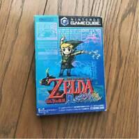 Nintendo GameCube The Legend of Zelda The Wind Waker GC Japan F/S