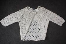Genuine Armani Exchange Cropped Knit Cardigan Size M