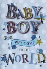 Its A Boy~Congratuations~ New Born Baby~Welcome To The World~ Cute Bugs 🐛 Blue