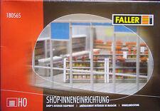 180565 - Faller H0 - Shop-Inneneinrichtung ++neu und ovp+