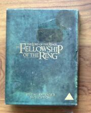 The Lord Of The Rings: The Fellowship Of The Ring - Extended Cut (DVD).