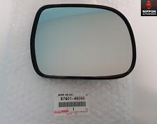 NEU Original Lexus RX300/RX330/RX350/RX400H rechts Spiegelglas 87901-48050