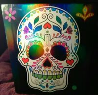DAY OF THE DEAD HALLOWEEN SKULL DECORATION BOX