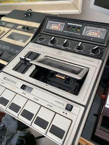GRUNDIG CN 830 HiFi - Stereo Cassette Tape Recorder / Player - Vintage
