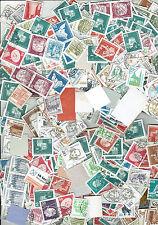 200 g Deutschland Dauerserien - alte Währung auf Papier