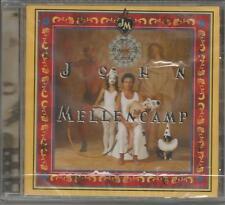 JOHN MELLENCAMP - Mr. happy go lucky - CD 1996 SEALED 12 TRACKS