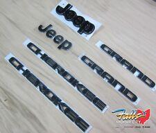 Jeep Grand Cherokee Track Hawk Decal Sticker Emblem  Kit New Mopar OEM