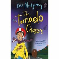The Tornado Chasers, Montgomery, Ross   Used Book, Fast Delivery