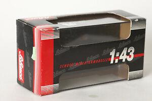 Schuco 1:43 Empty Box 03121 For 2-achsigen Truck Trailer With Tarp (113478)