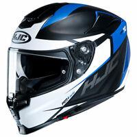 HJC RPHA 70 Sampra MC2SF Blue Motorcycle Motorbike Helmet