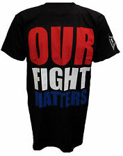 TapouT Our Fight Matters T-shirt - Official UFC MMA Kickboxing Apparel