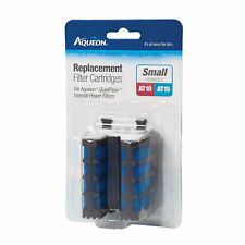Aqueon Filter Cartridge QuietFlow Internal Power Filter Mini/Small 2pk