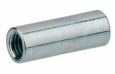 Gewindemuffen  Rund Verbindungsmuttern Langmuttern Edelstahl V2A DIN 9070