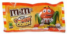 M&M'S* 1.50 oz Bag WHITE CHOCOLATE CANDY CORN Limited Edition HALLOWEEN Exp.5/18