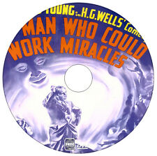 The Man Who Could Work Miracles - Comedy - Roland Young, Ralph Richardson - 1936