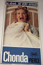 Chonda Pierce Be Afraid...Be Very Afraid 2002 Comedy Vhs