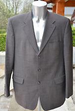 HUGO Capo- Molto carino giacca per abito grigio Taglia 56 ECCELLENTI CONDIZIONI