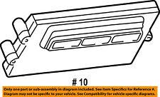 Dodge CHRYSLER OEM 1999 Ram 2500 Van 5.9L Ignition-Electronic Control R6040143AH