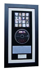 SUM 41 All Killer No Filler CLASSIC CD TOP QUALITY FRAMED+EXPRESS GLOBAL SHIP