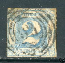 1865 German States Thurn & Taxis SC 25 MI 39 Imperf - Used*