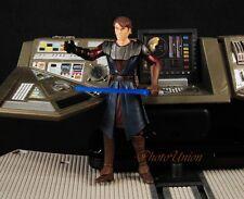 Hasbro Star Wars Figur 1:18 Clone Wars Sith Apprentice Anakin Skywalker K494