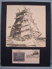 The Tall Ships - U.S. Coast Guard Vessel - the Eagle & Commemorative Cover