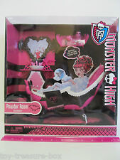 Monster High Draculaura's Powder Room - Vanity, Tub, Toiletries & More!  Ages 6+