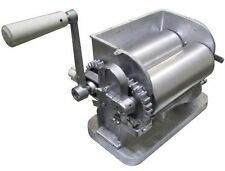 Made in Mexico Monarca Manual Flower/Corn Aluminum Tortilla Maker Roller Press