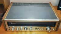 Vintage Kenwood KR-2400 Stereo Receiver - Partially Tested See Description