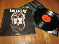 TOMMY - ORIGINAL SOUNDTRACK RECORDING - POLYDOR RECORDS DOUBLE LP