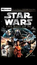 """Star Wars """"Best Of"""" PC Pack PC DVD **New & Sealed**"""