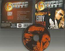 EDDY LOVER w/ La Factoria & JR Ranks SUPER HITS LIMITED USA 2009 CD Single MINT