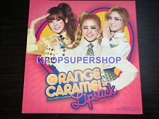 Orange Caramel Vol. 1 Lipstick CD Great Condition After School Lizzy Photocard