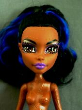 MONSTER HIGH ROBECCA STEAM TAP DANCE CLASS NUDE DOLL NEW