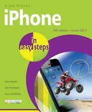 New, iPhone in easy steps 4th Edition - Covers iOS 7, Drew Provan, Book
