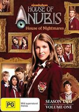 HOUSE OF ANUBIS - Stagione 2 Volume 1 - DVD & UK compatibile