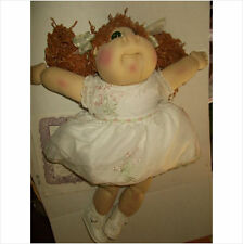 SOFT SCULPTURED CABBAGE PATCHdoll CPK COLLECTOR CLUB SPRING EVENT 06 HANDSIGNED